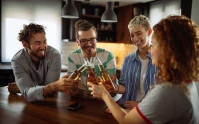 3 tips voor het organiseren van een online vrijdagmiddagborrel